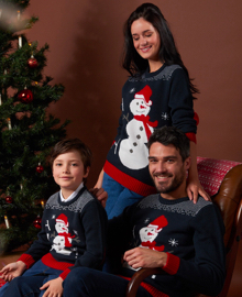 Traditional christmas jumper
