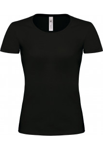 Exact 190 Scoop Neck Ladies' T-shirt