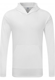 Performance hooded T-shirt