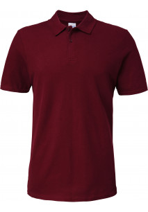 Softstyle Men's Double Piqué Polo Shirt