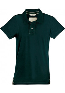 Short-sleeved polo shirt