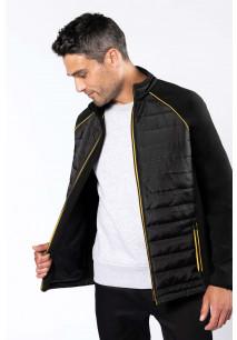 Unisex dual-fabric DayToDay jacket
