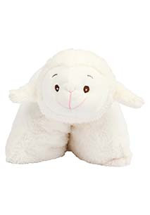 Zippie Lamb Cushion