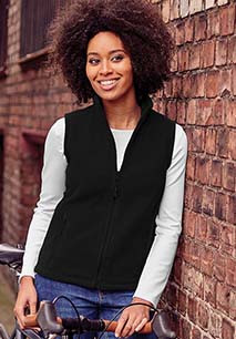 Ladies' Fleece Gilet