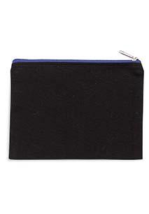 Cotton canvas pouch - medium