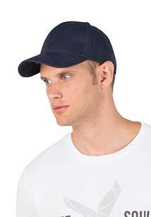 6 PANELS ORGANIC COTTON CAP