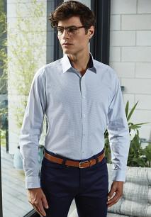 Polka-dot shirt