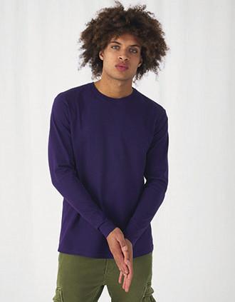 #E190 Men's T-shirt long sleeve