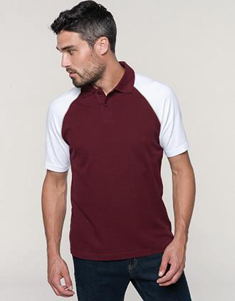 Baseball > Short-sleeved polo shirt