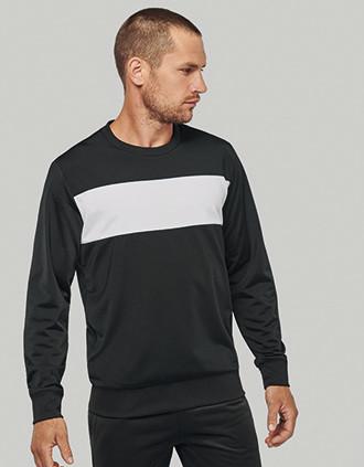 Polyester sweatshirt