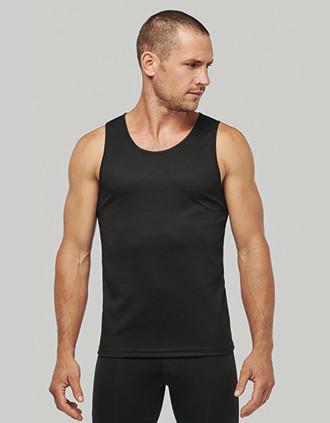 Men's sports vest