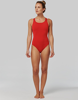 Ladies' swimsuit