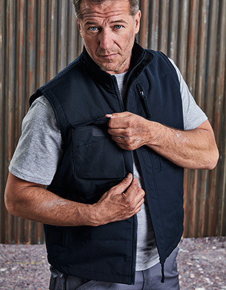 Bodywarmer Workwear homme