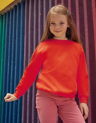 Kids' Classic Crew Neck Sweatshirt (62-041-0)